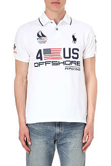 RALPH LAUREN Offshore custom-fit polo shirt