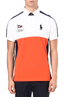 RALPH LAUREN Custom-fit Patrol polo shirt