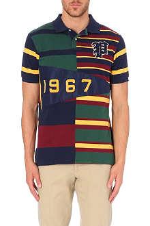 RALPH LAUREN Pennant polo shirt