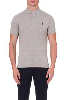 RALPH LAUREN Custom-fit polo shirt