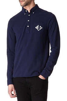RALPH LAUREN Logo pocket polo shirt