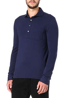 RALPH LAUREN Hampton polo shirt