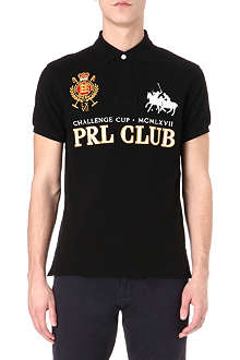 RALPH LAUREN Custom-fit PRL Club polo shirt
