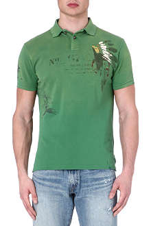 RALPH LAUREN Native American Polo shirt