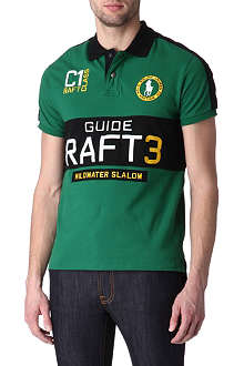 RALPH LAUREN Custom-fit rafting polo shirt