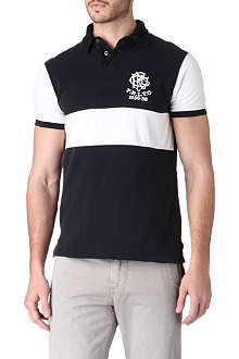RALPH LAUREN Rugby polo shirt
