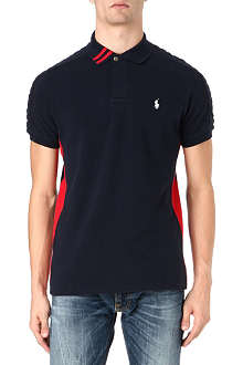 RALPH LAUREN Custom-fit Pony polo shirt