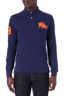 RALPH LAUREN Dual match polo shirt