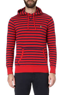 RALPH LAUREN Striped hoody