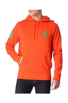RALPH LAUREN Numbered Big Pony hoody