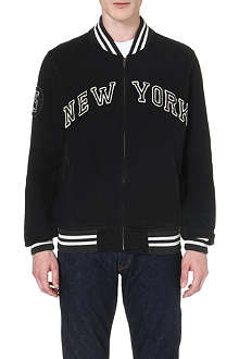 RALPH LAUREN New York baseball jacket