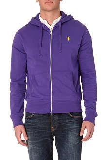 RALPH LAUREN Custom-fit hoody