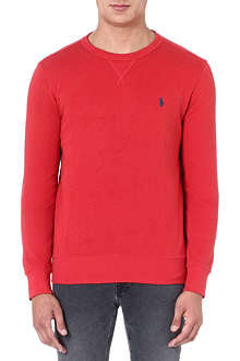 RALPH LAUREN Pony logo sweatshirt