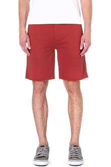 RALPH LAUREN Drawstring jersey shorts