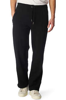 RALPH LAUREN Striped-seam jogging bottoms