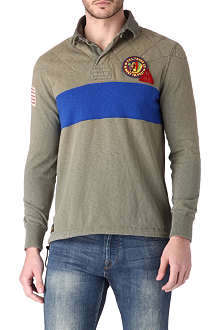 RALPH LAUREN Rugby top