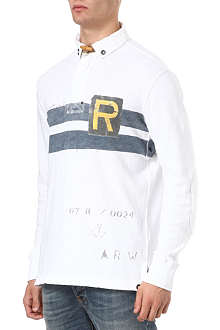 RALPH LAUREN Concept rugby custom-fit shirt