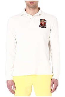 RALPH LAUREN Rugby long-sleeved shirt