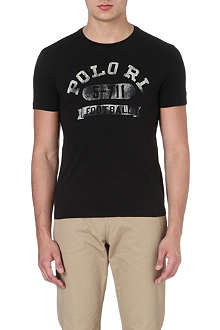 RALPH LAUREN Custom-fit logo t-shirt