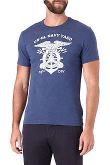 RALPH LAUREN Anchor t-shirt