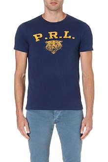 RALPH LAUREN Logo reversible t-shirt