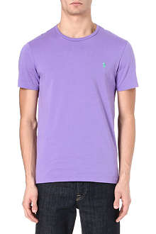 RALPH LAUREN Custom-fit pony t-shirt