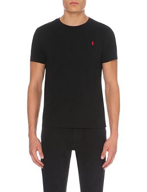 RALPH LAUREN Custom–fit t–shirt
