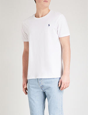RALPH LAUREN Custom–fit t–shirt