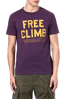 RALPH LAUREN Climb Yosemite custom-fit t-shirt