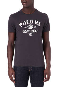 RALPH LAUREN Custom fit t-shirt