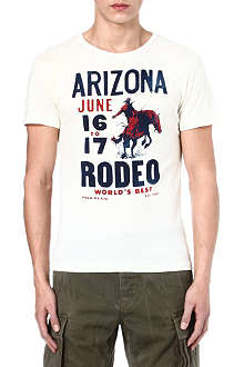 RALPH LAUREN Arizona Rodeo custom-fit t-shirt