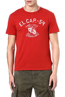 RALPH LAUREN El Cap custom-fit t-shirt