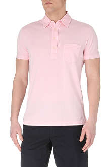 RALPH LAUREN Jersey polo shirt