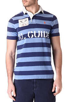 RALPH LAUREN Custom-fit rowing guide Rugby shirt