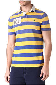 RALPH LAUREN Custom-fit rowing Rugby shirt