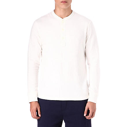 RALPH LAUREN Long-sleeved Henley (Nevis