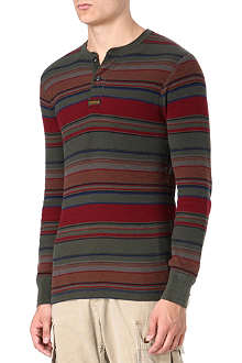 RALPH LAUREN Henley top