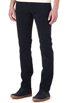 RALPH LAUREN Slim-fit straight jeans