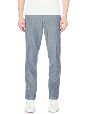 RALPH LAUREN Hudson straight-fit trousers 32