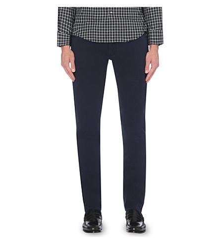 POLO RALPH LAUREN Sullivan slim-fit tapered jeans (Aviator+navy