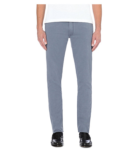 POLO RALPH LAUREN Sullivan slim-fit tapered jeans (Blueberry