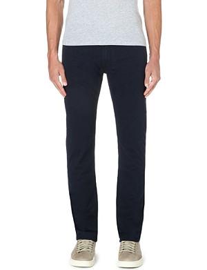 RALPH LAUREN Slim-fit straight jeans