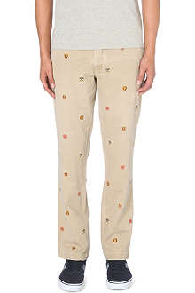 RALPH LAUREN University straight-fit chinos 32