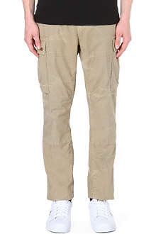 RALPH LAUREN Slim-fit mountain cargo trousers 32