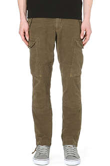 RALPH LAUREN Straight-fit cargo trousers