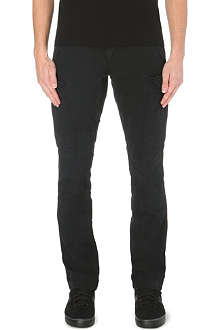 RALPH LAUREN Straight fit cotton trousers