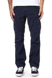 RALPH LAUREN Relaxed-fit cargo trousers