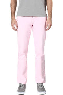 RALPH LAUREN Greenwich straight-fit trousers