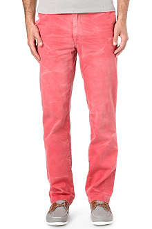 RALPH LAUREN Maritime straight-fit chino trousers