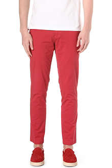 RALPH LAUREN Hudson slim-fit chinos